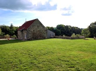 Plum Tree Cottage Grounds