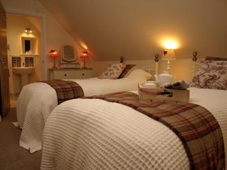 Upstairs Bedroom Twin Beds
